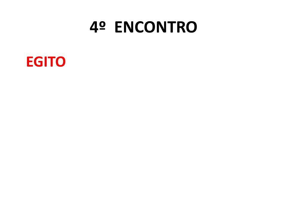 4º ENCONTRO EGITO