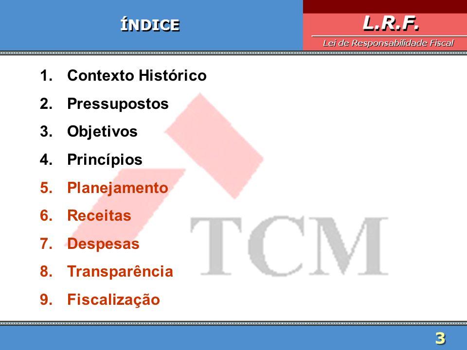 14 PLANO PLURIANUAL – PPA Constituição Federal – Art.