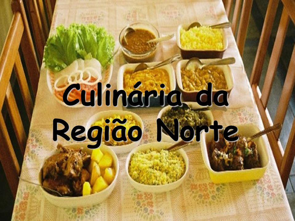Culinária da Região Norte