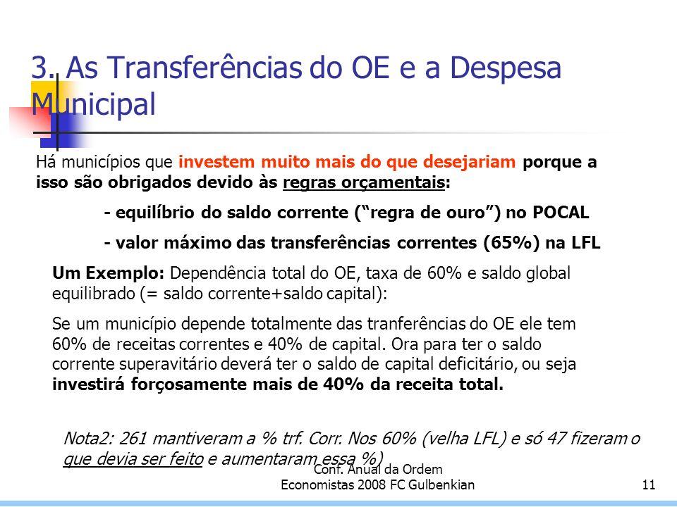 Conf. Anual da Ordem Economistas 2008 FC Gulbenkian11 3.