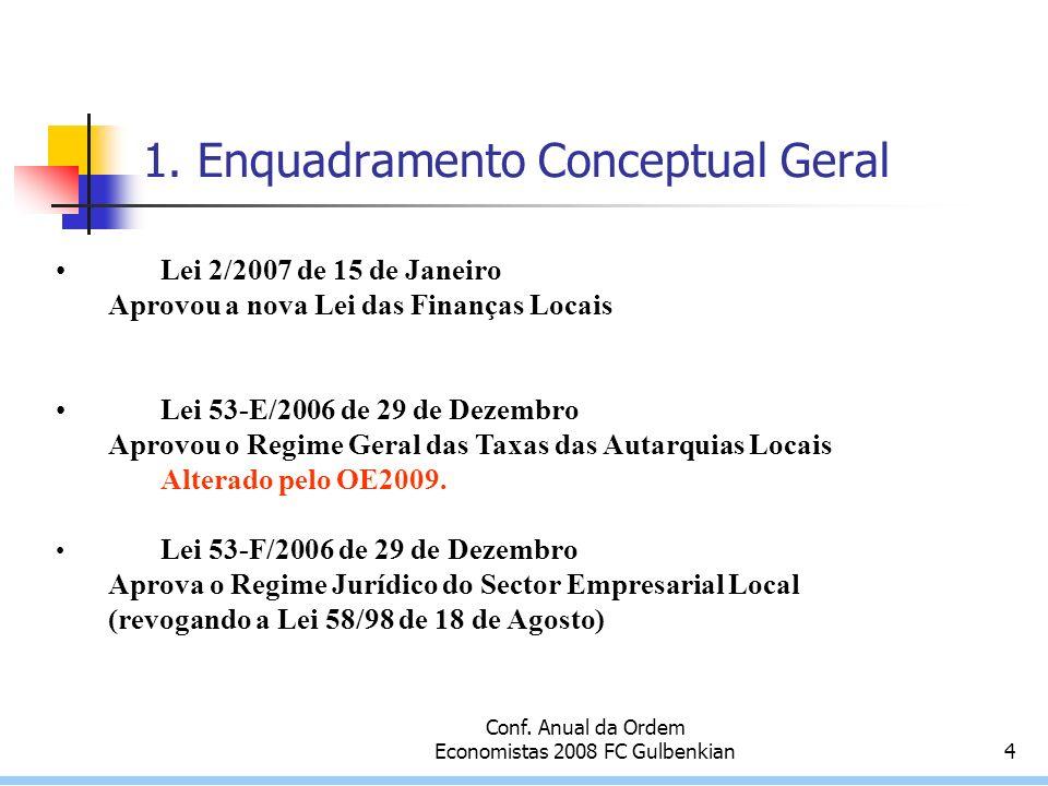 Conf.Anual da Ordem Economistas 2008 FC Gulbenkian15 6.