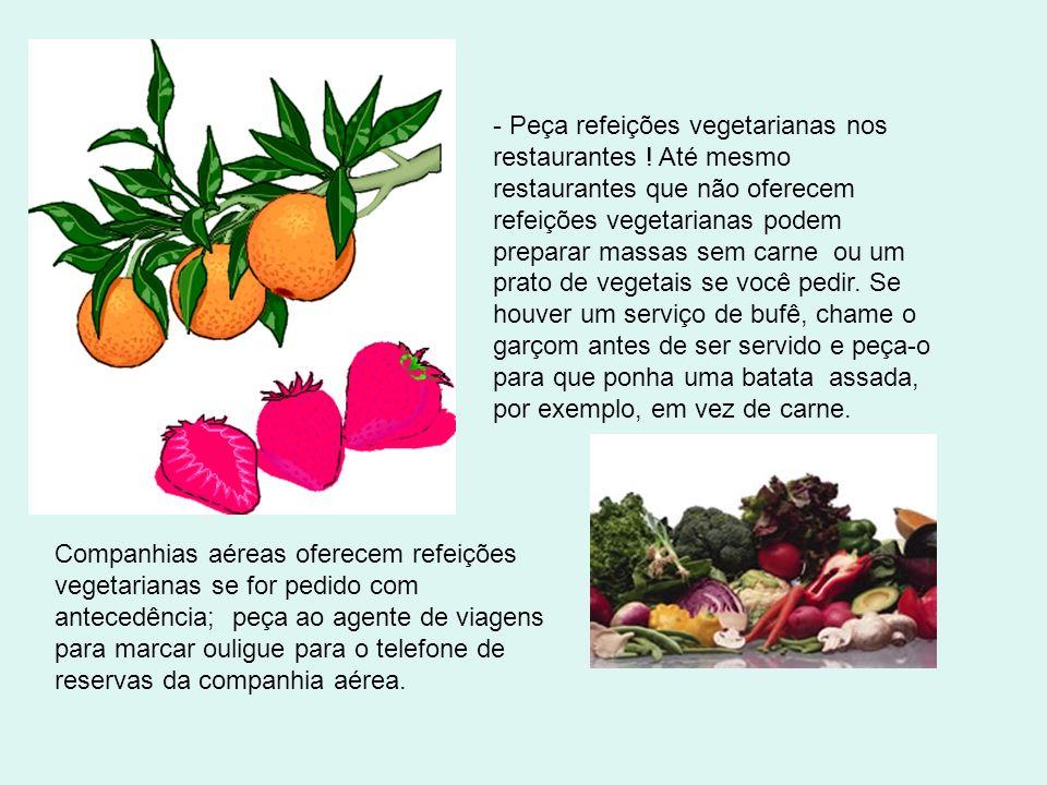 - Alimentos semi-prontos consomem menos tempo de cozimento. Algumas lojas de produtos naturais possuem sopas e outras refeições semi-prontas. - Superm