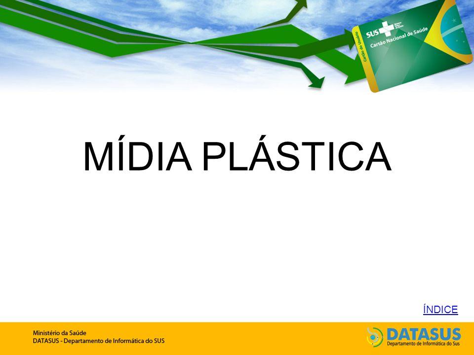 MÍDIA PLÁSTICA ÍNDICE