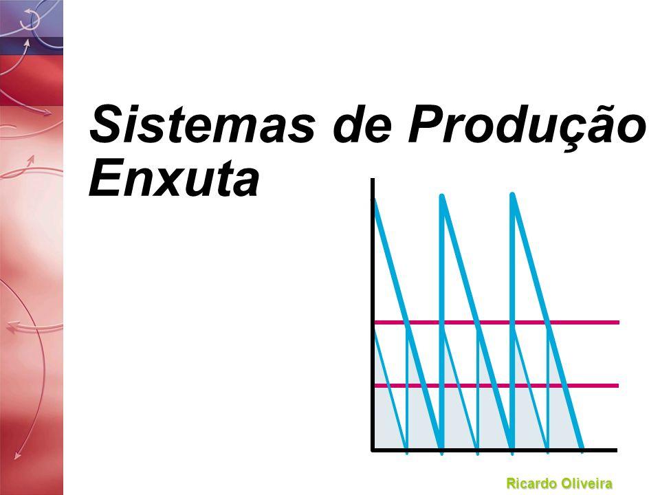 Ricardo Oliveira Sistemas de Produção Enxuta