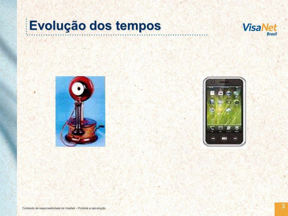 3 Evolução dos tempos