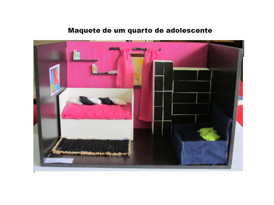 Maquetes Design equipamento Trabalho dos alunos do 9º ano Prof. Aurora Sérgio
