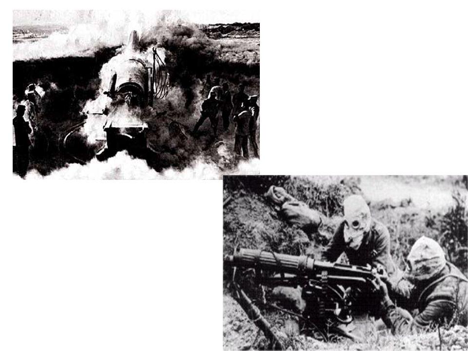 As trincheiras