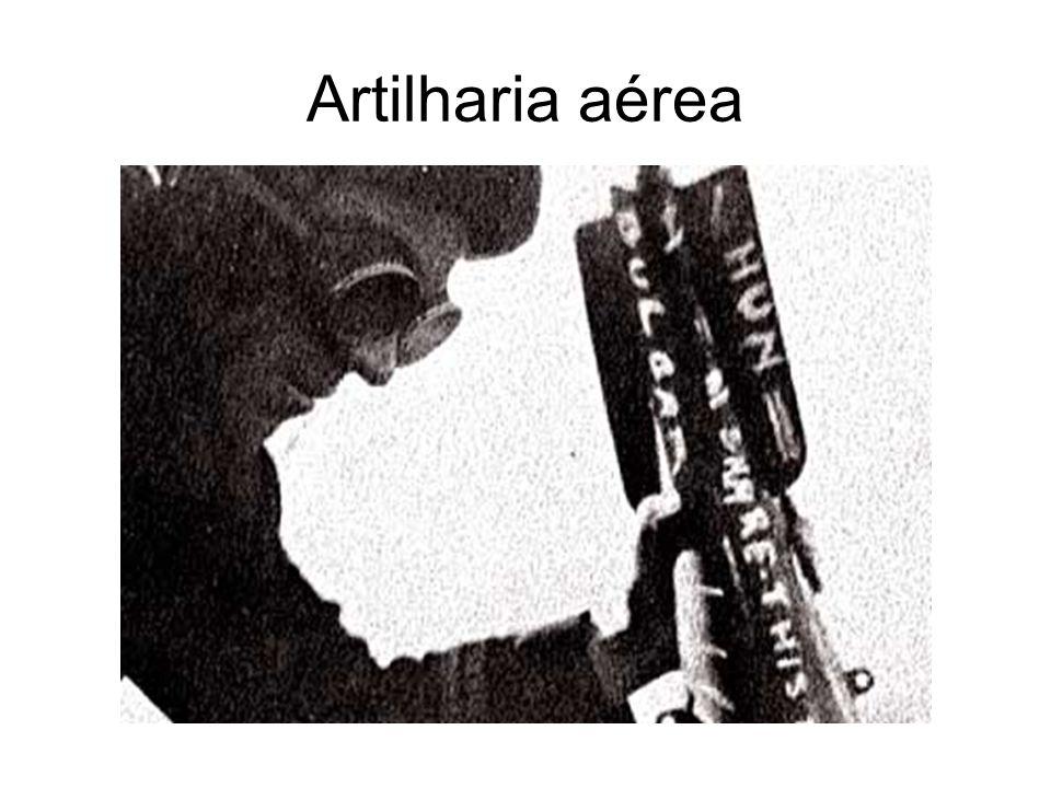 Artilharia aérea