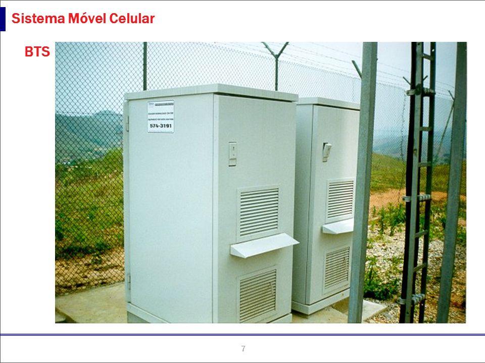 7 TLCne-051027-P7 Sistema Móvel Celular BTS