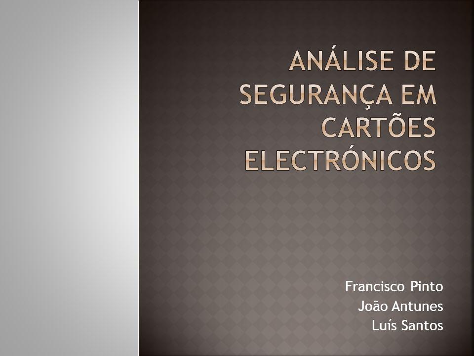 Francisco Pinto João Antunes Luís Santos