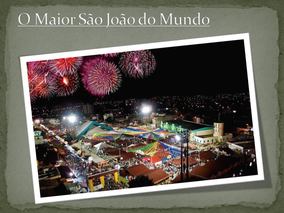 Antes do evento ser criado, já se dançava forró e se comemorava o São João em Campina Grande.
