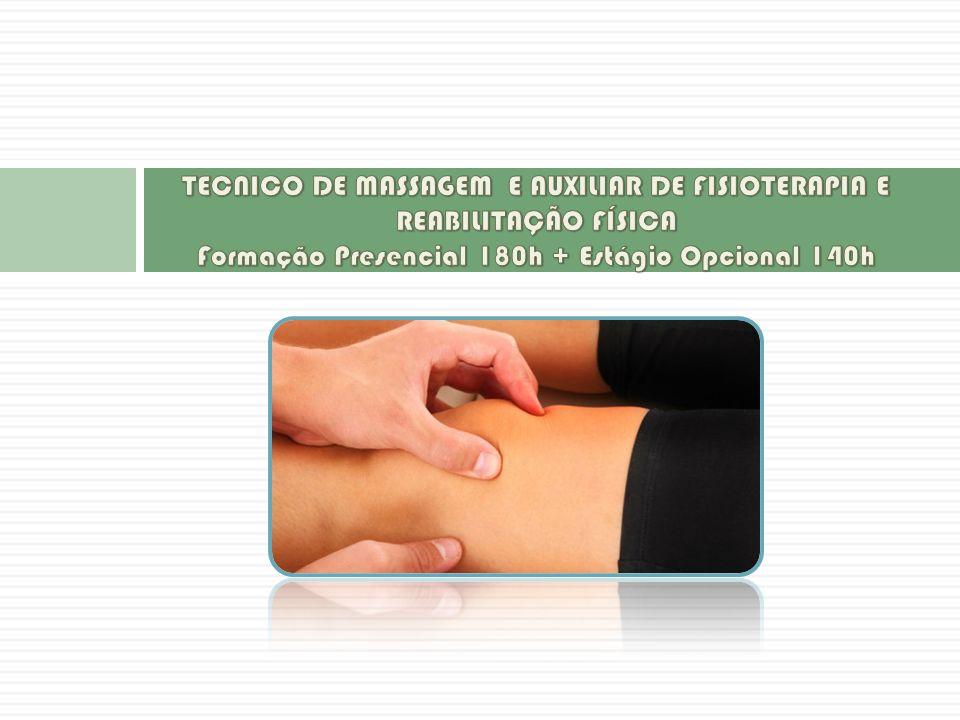A massagem é a ferramenta terapêutica mas antiga utilizada para combater a dor.