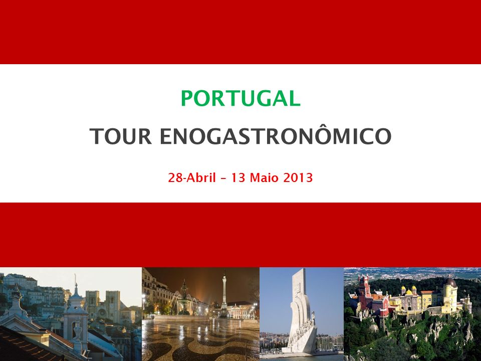 1º Dia Domingo, 28 de Abril Chegada ao Aeroporto de Lisboa e transfer em Autocarro para Hotel.