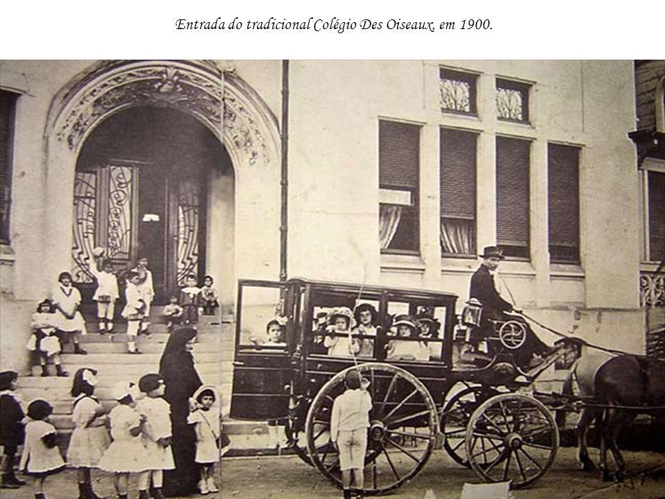 Clube Pinheiros Chácara White no Bom Retiro, onde o time do Germania realizava seus jogos, por volta de 1900.
