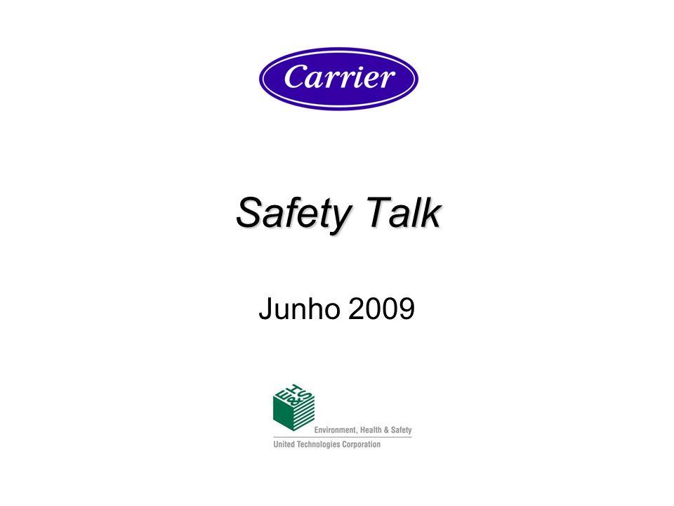 Safety Talk Junho 2009