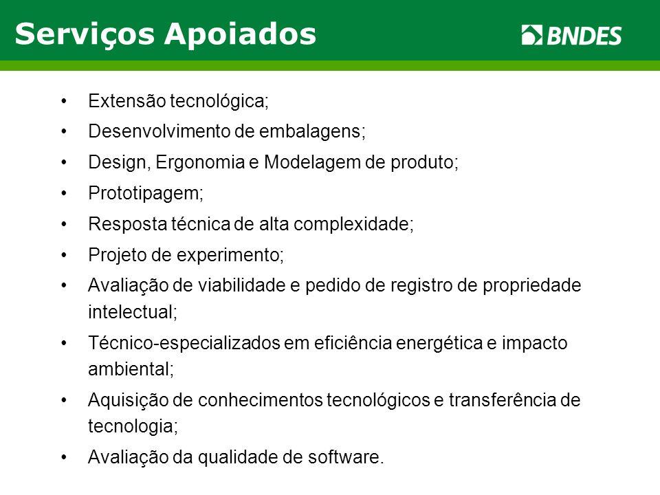 Extensão tecnológica; Desenvolvimento de embalagens; Design, Ergonomia e Modelagem de produto; Prototipagem; Resposta técnica de alta complexidade; Pr