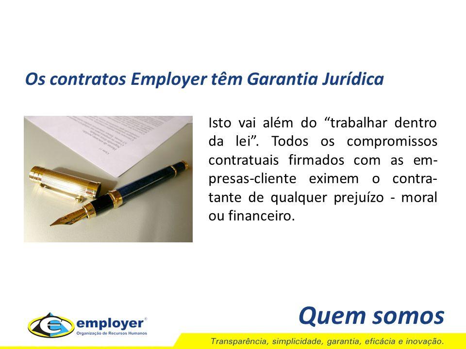 Tecnologia Folha Web Sistema especialmente desenhado para garantir máxima flexibilidade à contratação e gestão de mão-de-obra temporária.