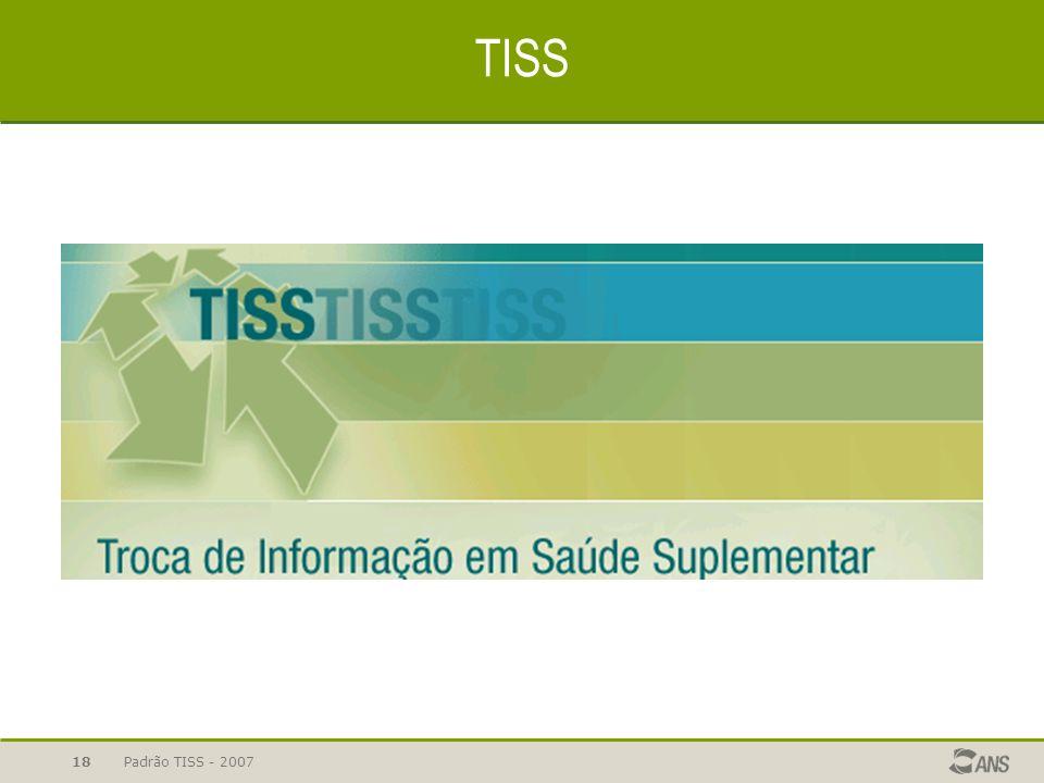 Padrão TISS - 200718 TISS