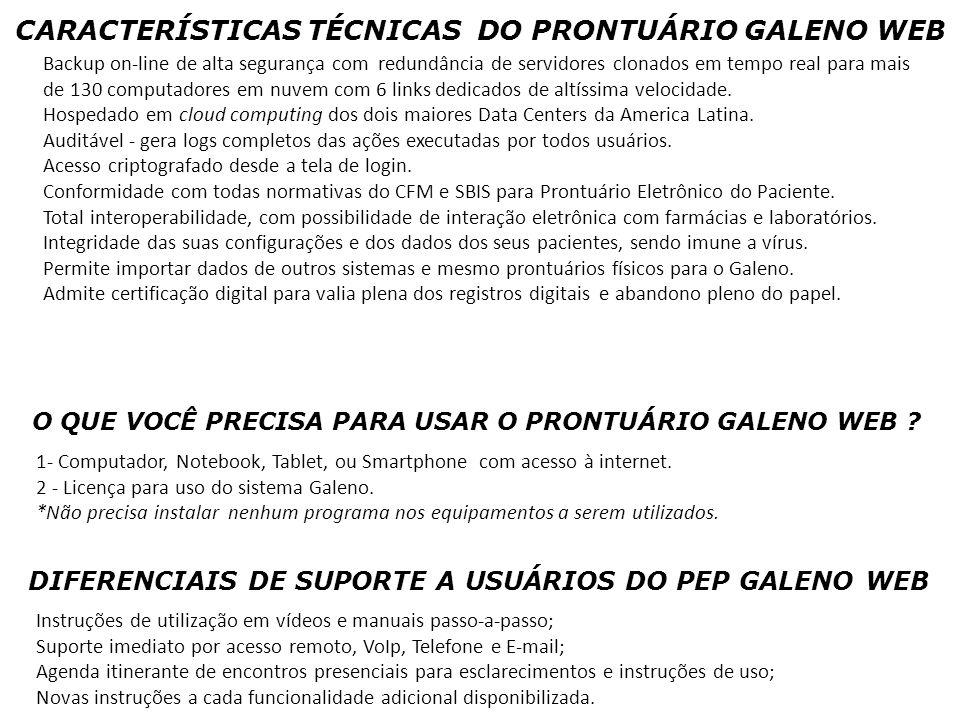 COMO CONHECER E TESTAR O PEP GALENO WEB.COMO FALAR COM A GENTE .