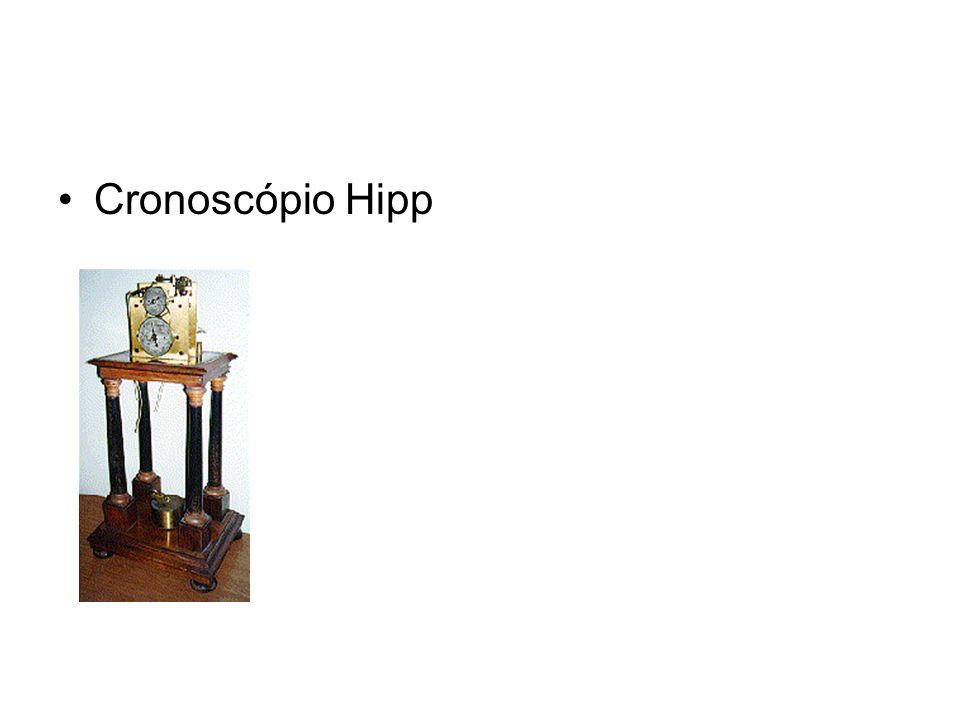 Cronoscópio Hipp