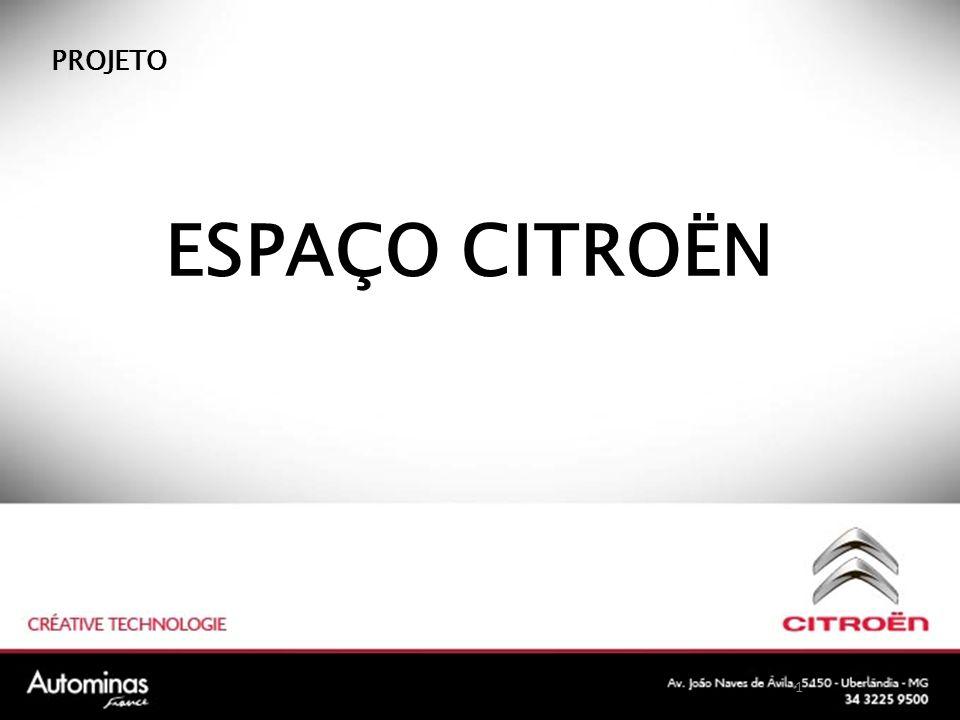1 PROJETO ESPAÇO CITROËN