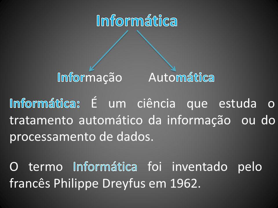 É a mais pequena unidade de informação representada por 0 ou 1.