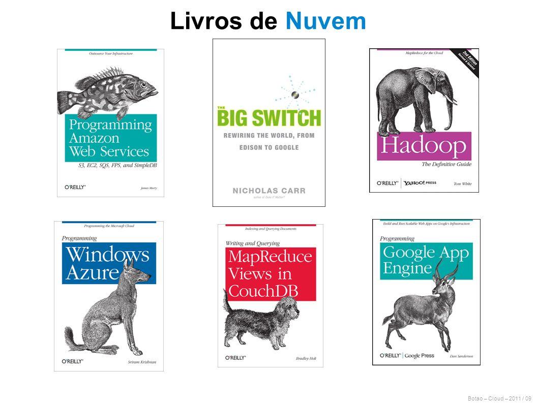 Botao – Cloud – 2011 / 09 Livros de Nuvem