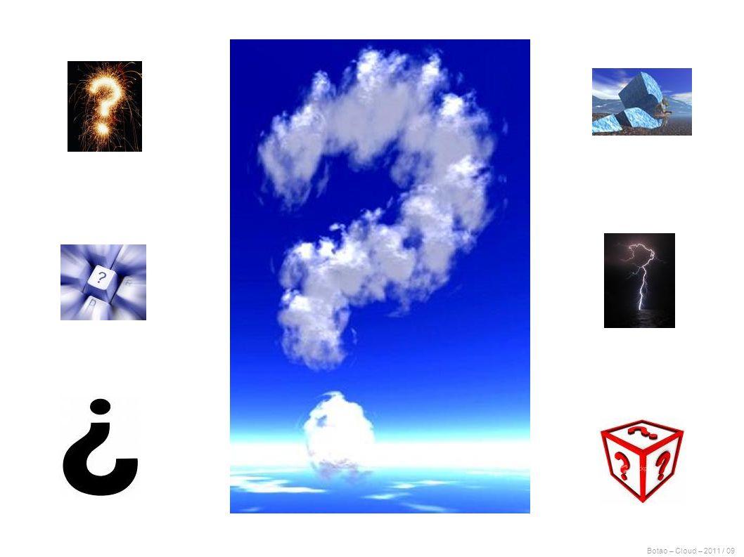 Botao – Cloud – 2011 / 09