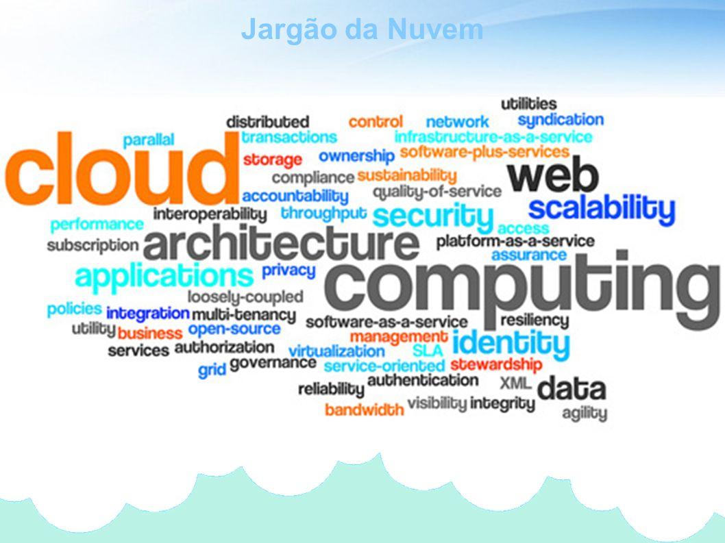 Botao – Cloud – 2011 / 09 Jargão da Nuvem