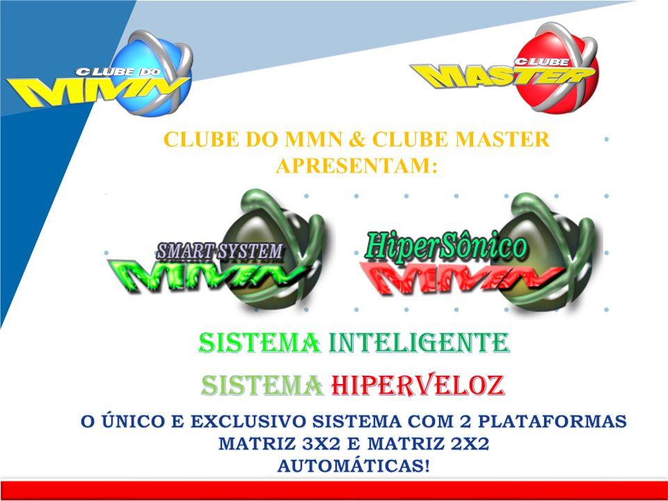 www.company.com CLUBE DO MMN & CLUBE MASTER APRESENTAM: