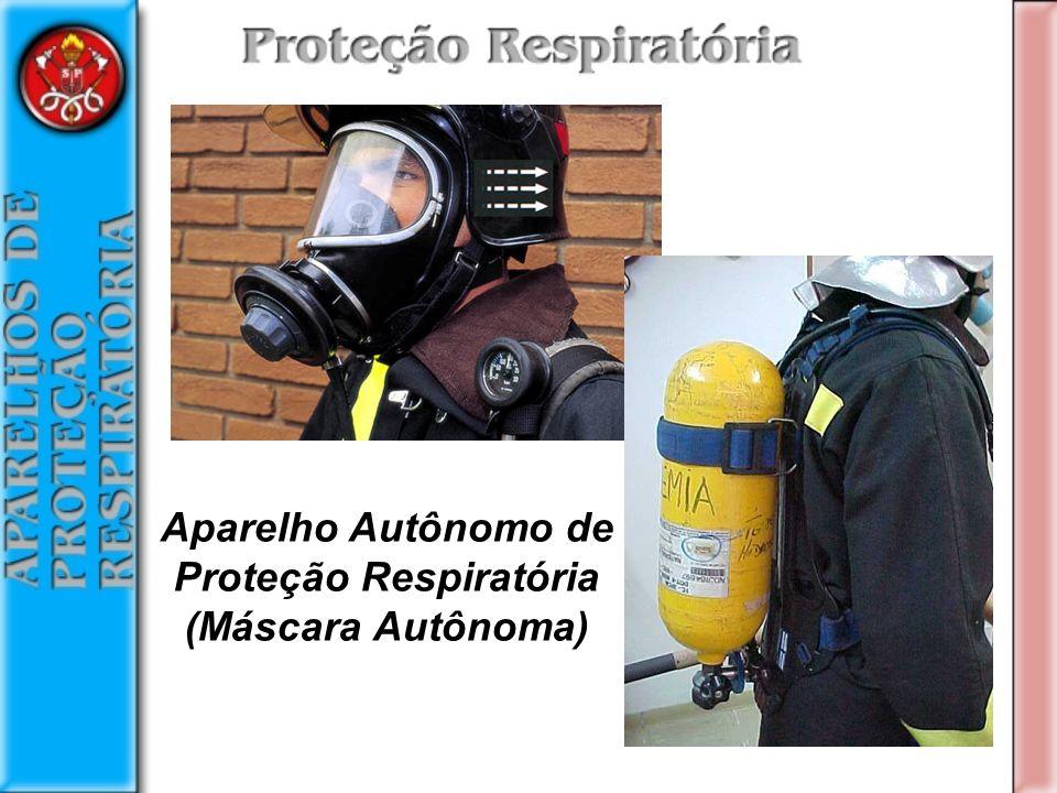 Aparelho Autônomo de Proteção Respiratória (Máscara Autônoma)