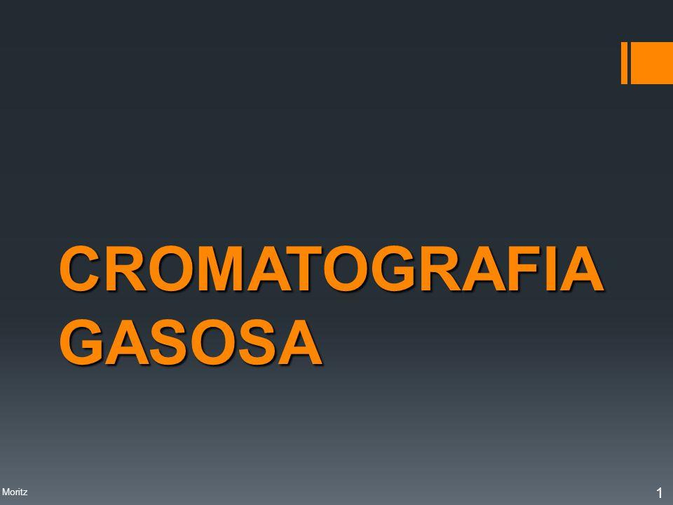 CROMATOGRAFIA GASOSA Profa. Denise Moritz 1