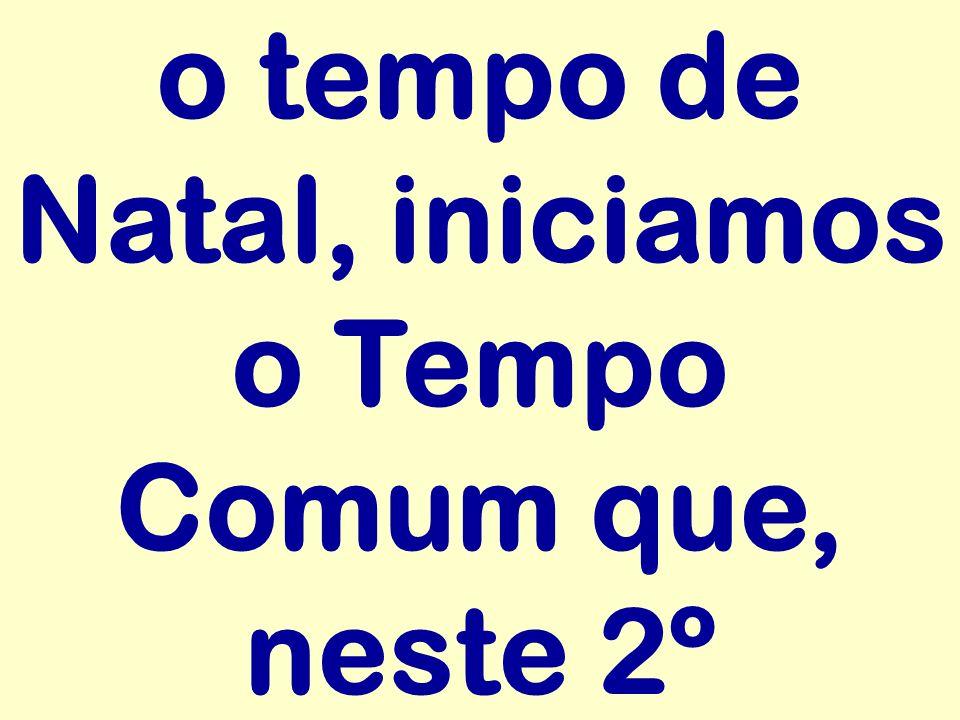 PRIMEIRA LEITURA 1Sm 3,3b- 10.19