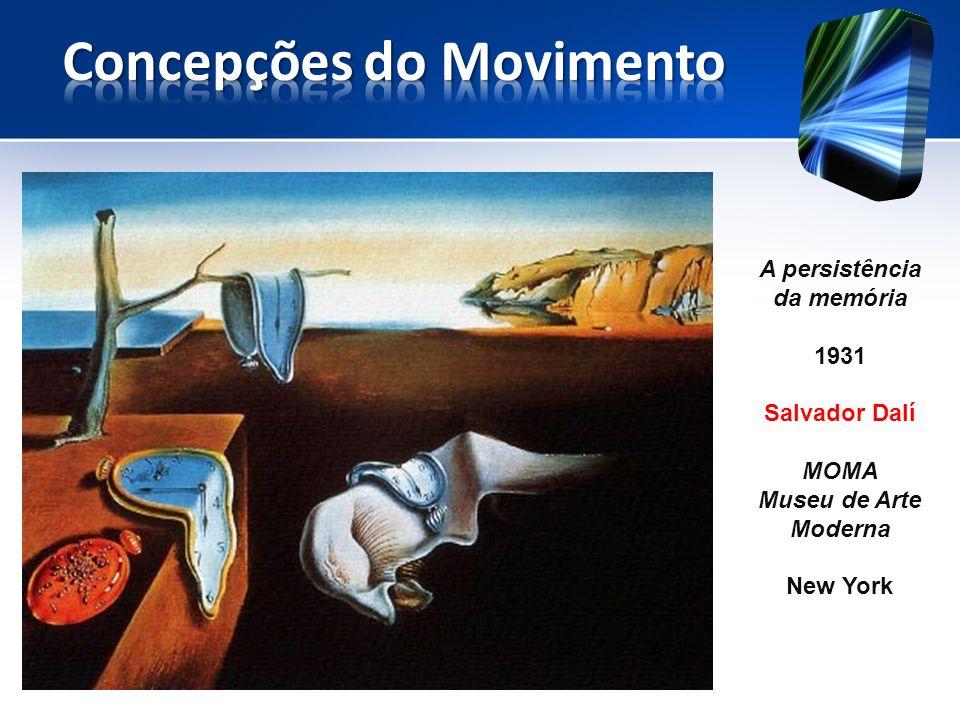 A persistência da memória 1931 Salvador Dalí MOMA Museu de Arte Moderna New York