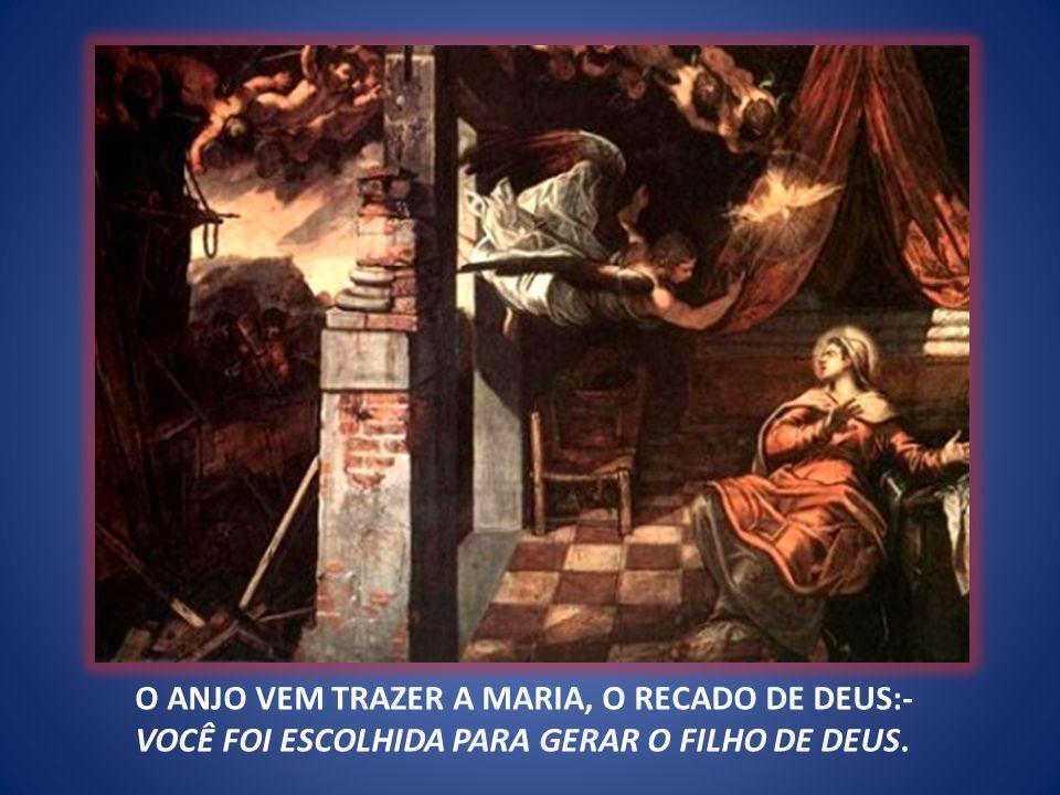 Nova etapa Agora, há um grande espaço de tempo sem notícias da Sagrada Família.