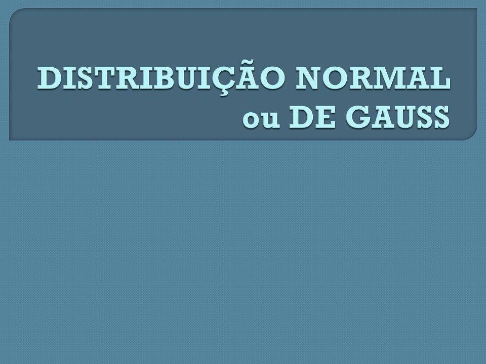 Aderência à Distribuição Normal ou de Gauss PQNQC: Por que é importante que as variáveis possam ser descritas por uma distribuição normal?