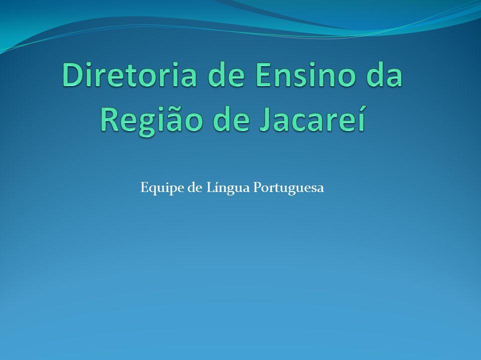Equipe de Língua Portuguesa