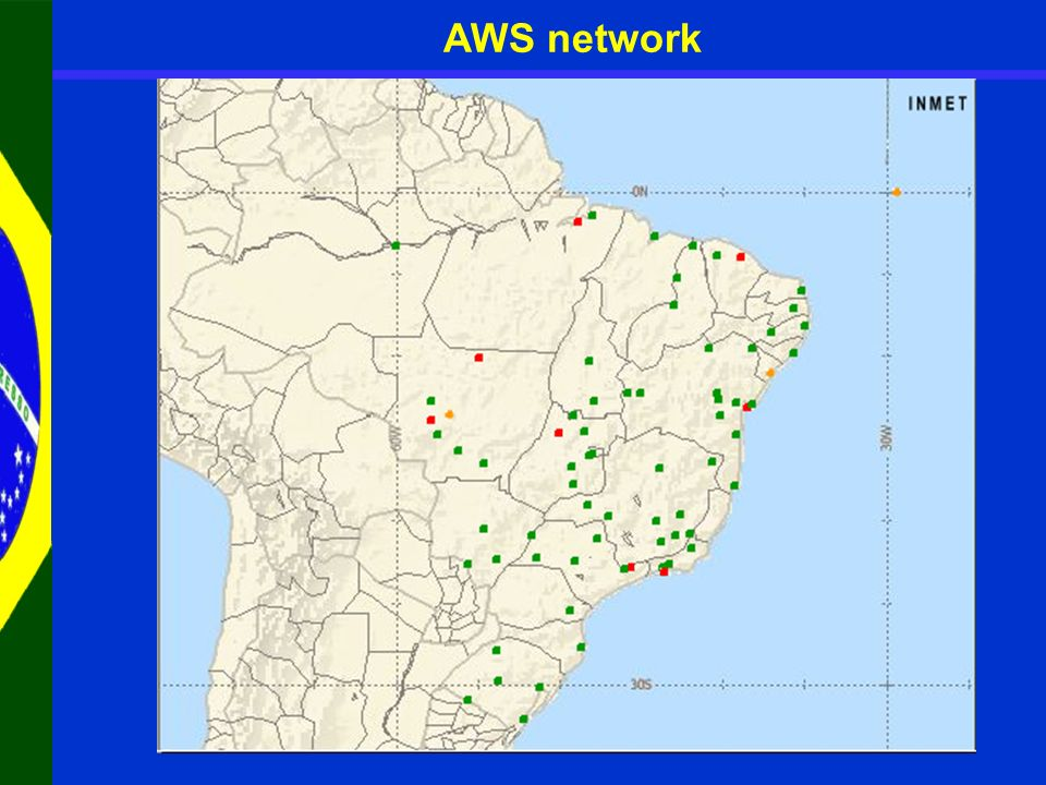 AUTOMATIC WEATHER STATION – PUC Contagem-MG