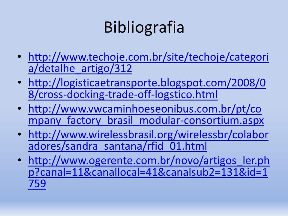 Bibliografia http://www.techoje.com.br/site/techoje/categori a/detalhe_artigo/312 http://www.techoje.com.br/site/techoje/categori a/detalhe_artigo/312