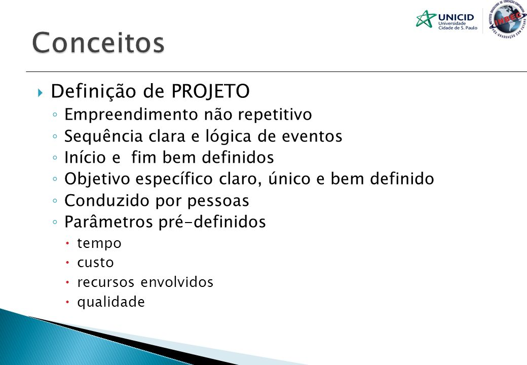 O PMI - Project Management Institute - WWW.PMI.ORG.BR