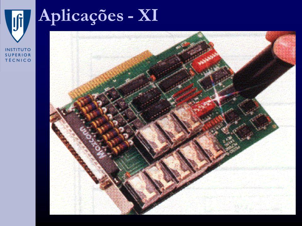 Aplicações - XI