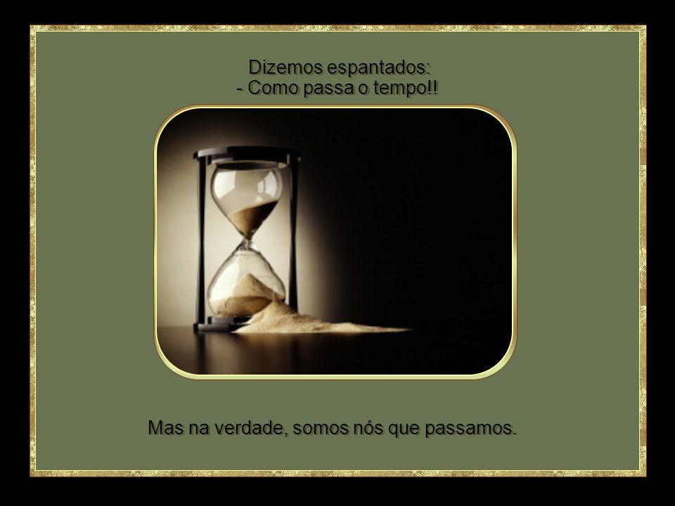 Crescemos em sabedoria se valorizarmos o tempo como Galileo Galilei.