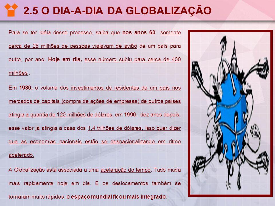 3.6 O QUE SÃO BLOCOS ECONÔMICOS MUNDIAIS .