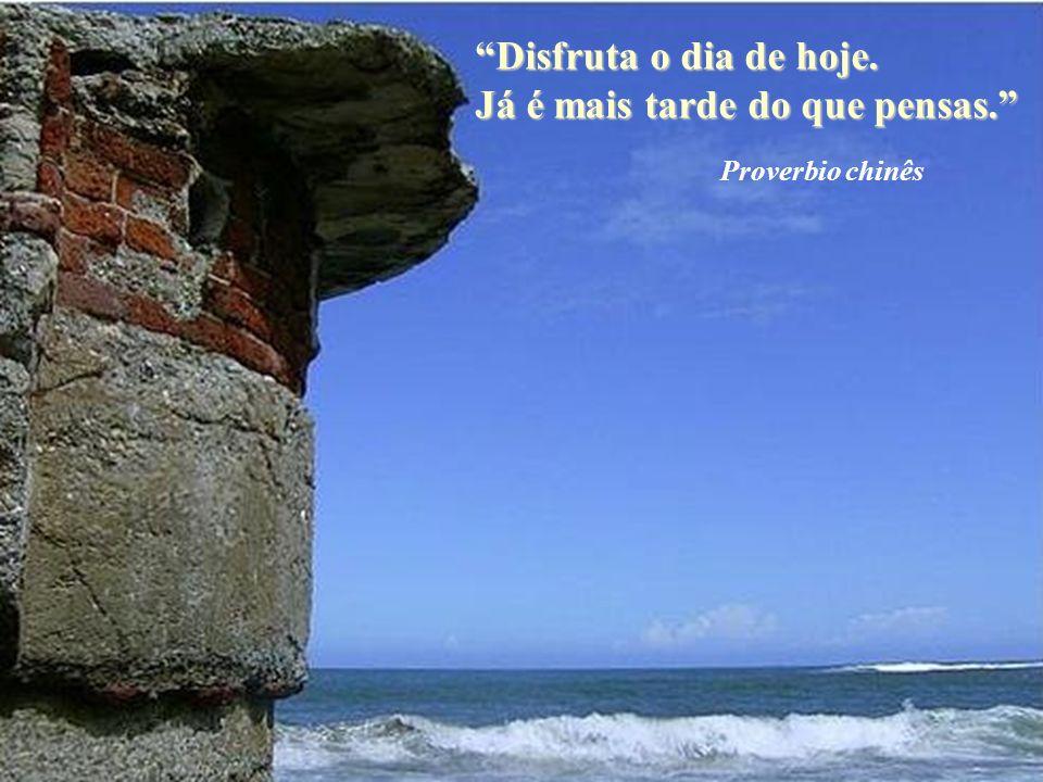 A vida não é um problema que deva ser resolvido, mas uma realidade que deve experimentar-se. S. Kierkegaard