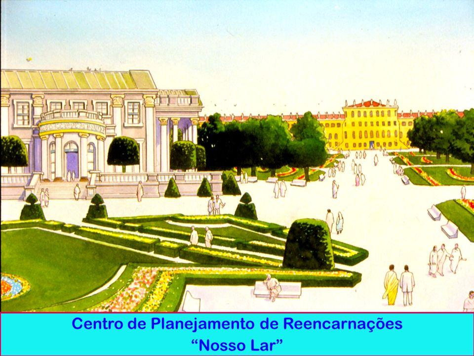 André Luiz e Alexandre chegam à casa de Adelino-Raquel na véspera da ligação do Espírito Segismundo com a matéria orgânica.