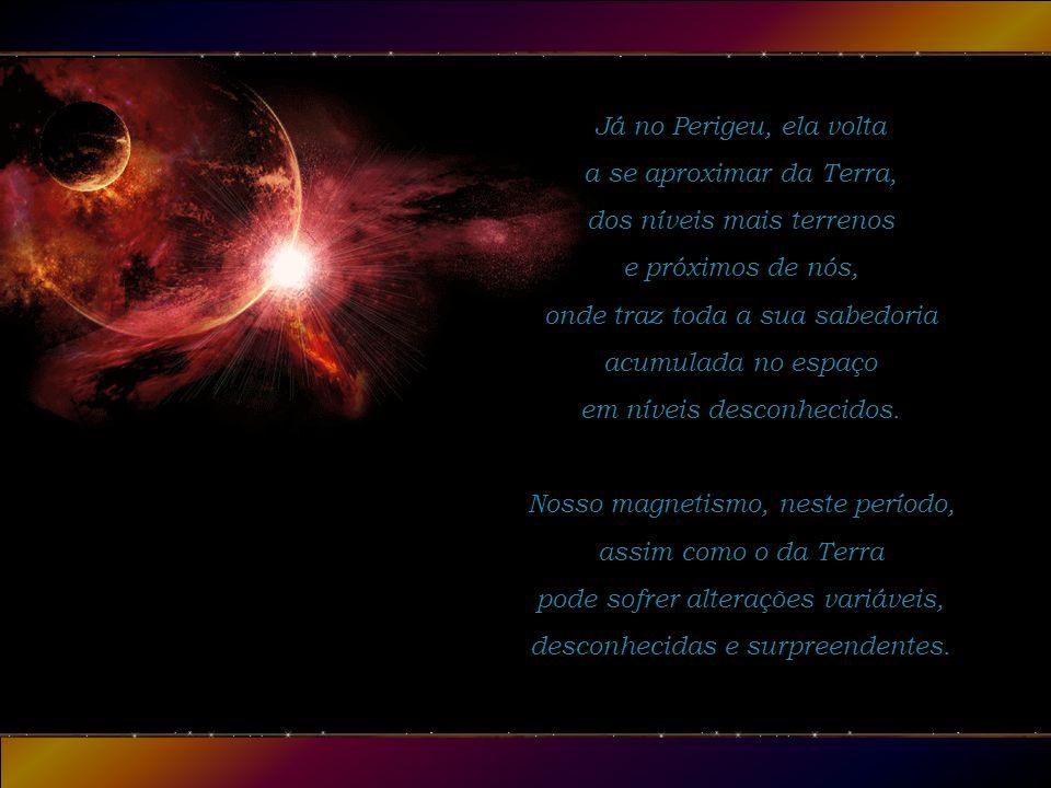 No próximo dia 10/03/2012 acontece o Perigeu Lunar -p-p onto no qual nosso Satélite em sua órbita elíptica está mais próxima da Terra. O interessante