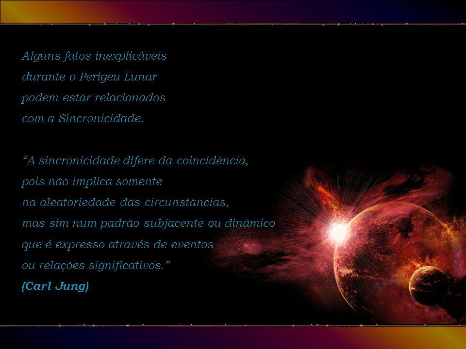Já no Perigeu, ela volta a se aproximar da Terra, dos níveis mais terrenos e próximos de nós, onde traz toda a sua sabedoria acumulada no espaço em ní