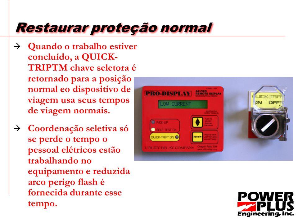 Roupas de proteção típico Categoria de perigo de risco 1 –Camisa de manga comprida e calças (FR Jeans são aceitáveis) –Hard Hat –Óculos de segurança P