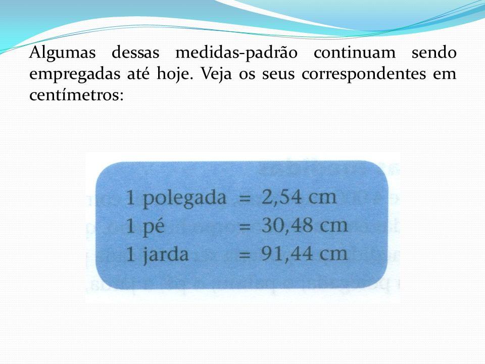 Acontece que o sistema inglês difere totalmente do sistema métrico que passou a ser o mais usado em todo o mundo.