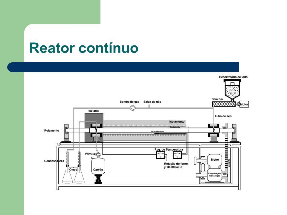 Reator contínuo